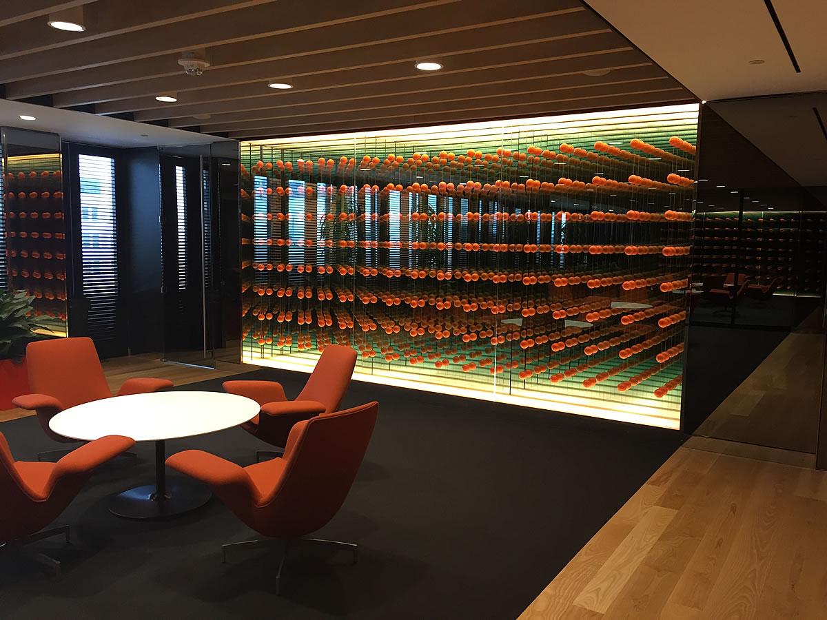 MIT Draper Lab Infinity Wall – Cambridge, MA