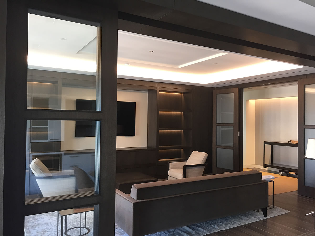 financial services firm boston ma wright architectural millwork